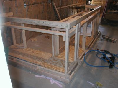 EHBP-04 L-Shaped Wet Bar 9