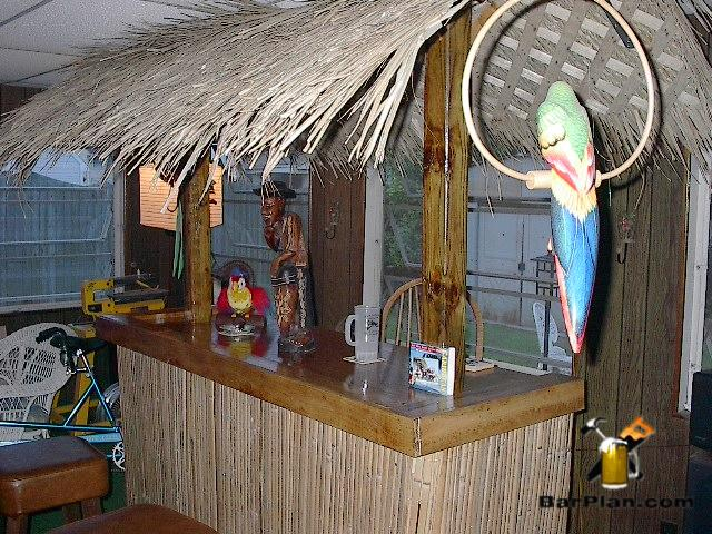 Tiki Bar Styles 7