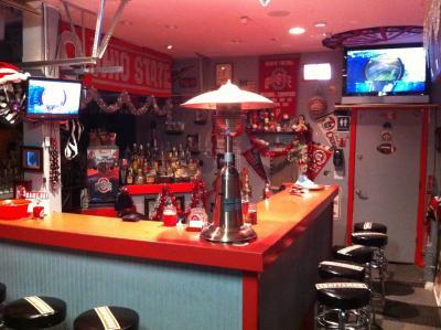 ohio state basement bar