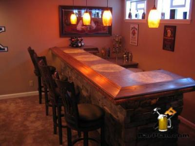 Home Bar easy home bar plans - printable pdf home bar designs