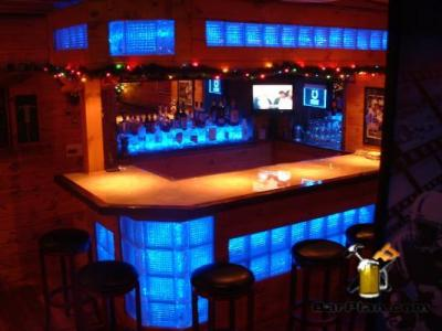 Indianapolis Colts home bar