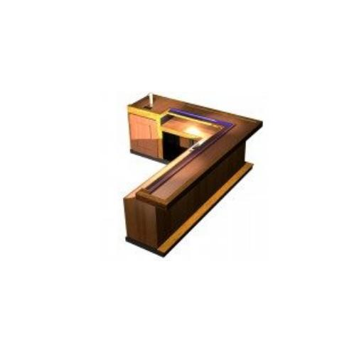 Ehbp 04 l shaped wet bar easy home bar plans for L shaped bar plans free download