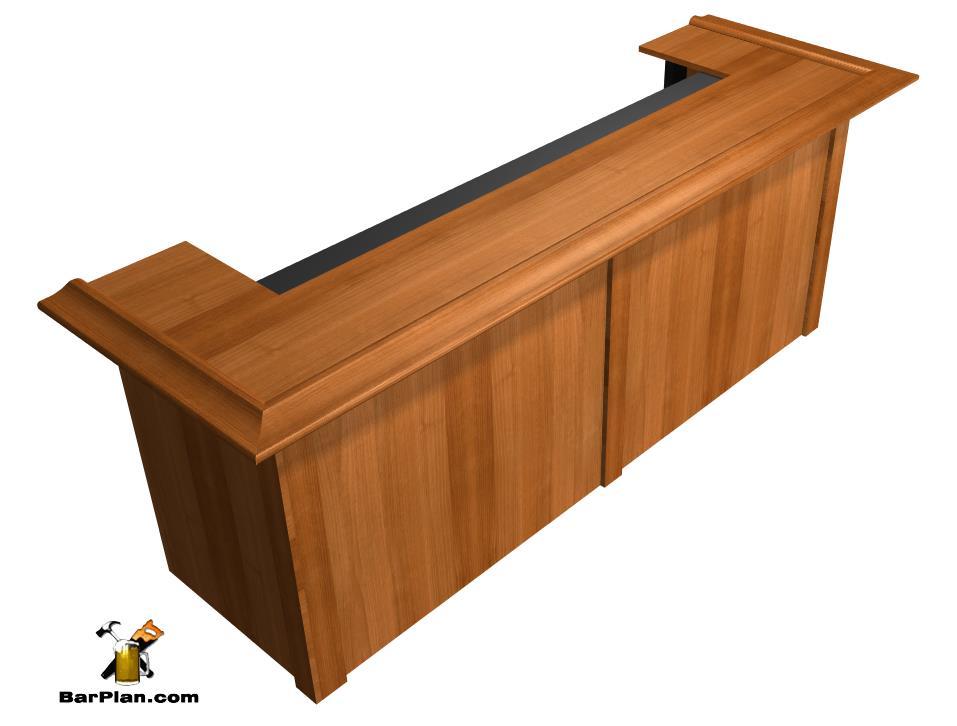 Commercial Grade Bar Unit 1