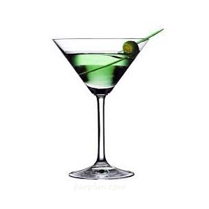 Hawkeye's Dry Martini Recipe
