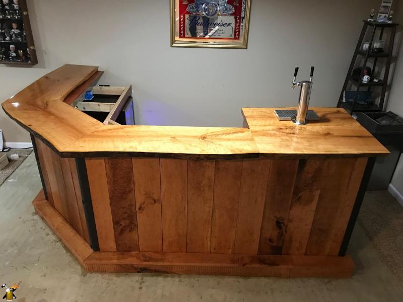 Cherry Home Bar