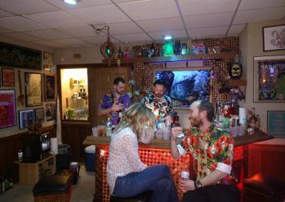 den of monsters bar