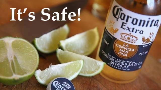 Corona Virus Is Not Beer Related