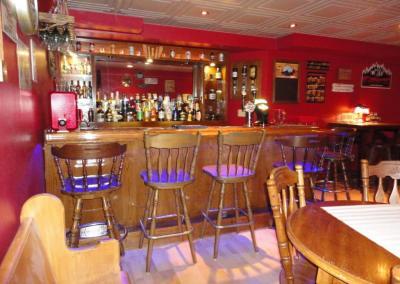 Drunken Skunk Bar View