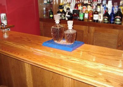 Drunken Skunk Bar Top